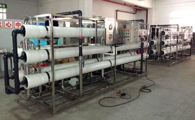 brackish water desalination plant