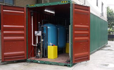 containerized desalination system