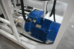 high pressure pump for seawater reverse osmosis system