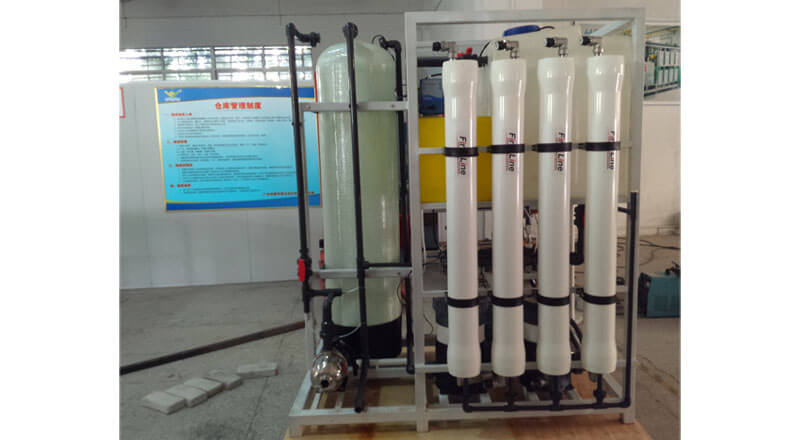 KYSEARO 10 TPD seawater purification system