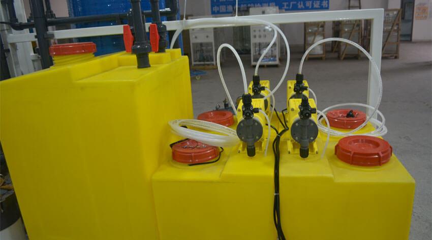 seawater desalinaton plant