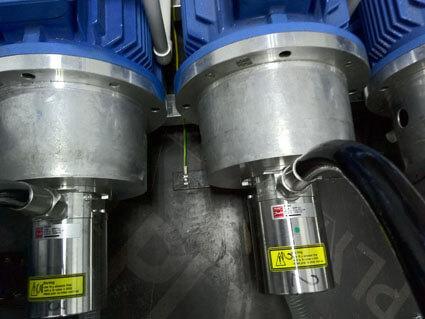 Danfoss pump for desalination plant