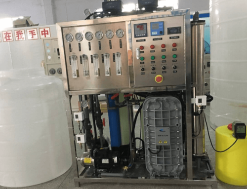 Case Study of 250LPH Ultrapure Water System Applying to Enterprise Laboratory